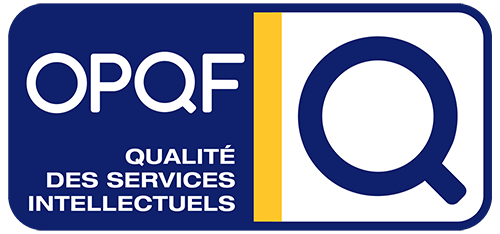 Logo OPQCM Qualification des services intelectue